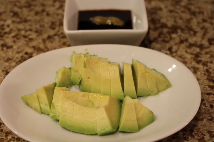 How to Make Avocado Sashimi | It has grown on me!