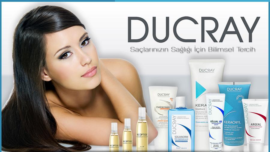 DUCRAY Saç Bakım Ürünleri Süper İndirimler
