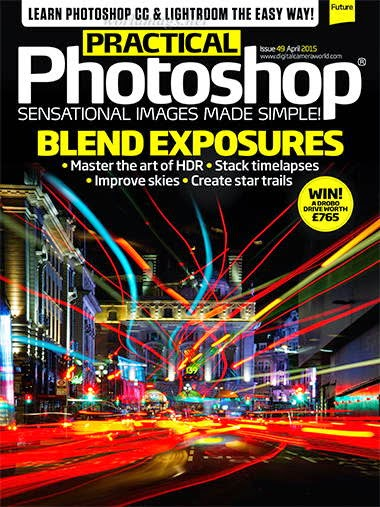 Practical Photoshop Magazine April 2015