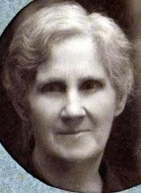 Francisca Martínez de la Torre. 1938
