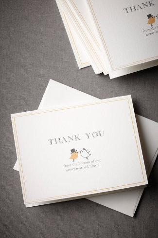 DIY: Thank You Cards | Forevermore Events | Wedding Planner in St ...