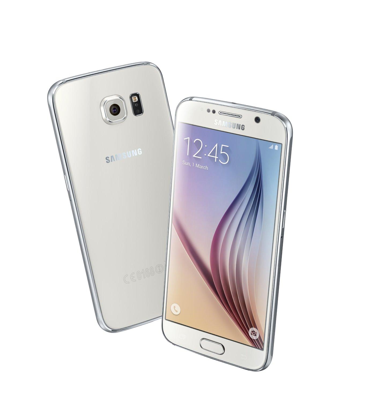 Samsung GALAXY S6 - White Pearl