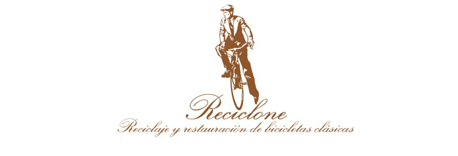 RECICLONE, Antique bicycles restoration, Restauración de bicicletas antiguas