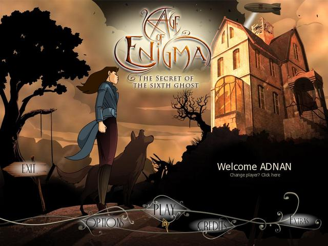 Age of Enigma The Secret of the Sixth Ghost 1.0.2-TE
