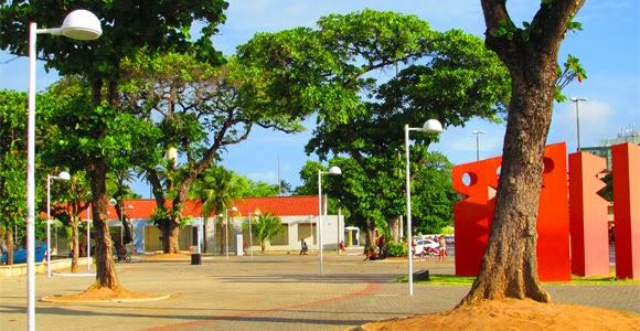 Largo da Gameleira - Praia de Tambaú - João Pessoa-PB - Foto: Fábio Fernandes