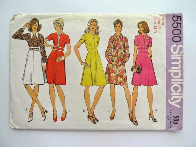 Dorable 1970 Sewing Patterns Crest - Knitting Pattern Ideas ...