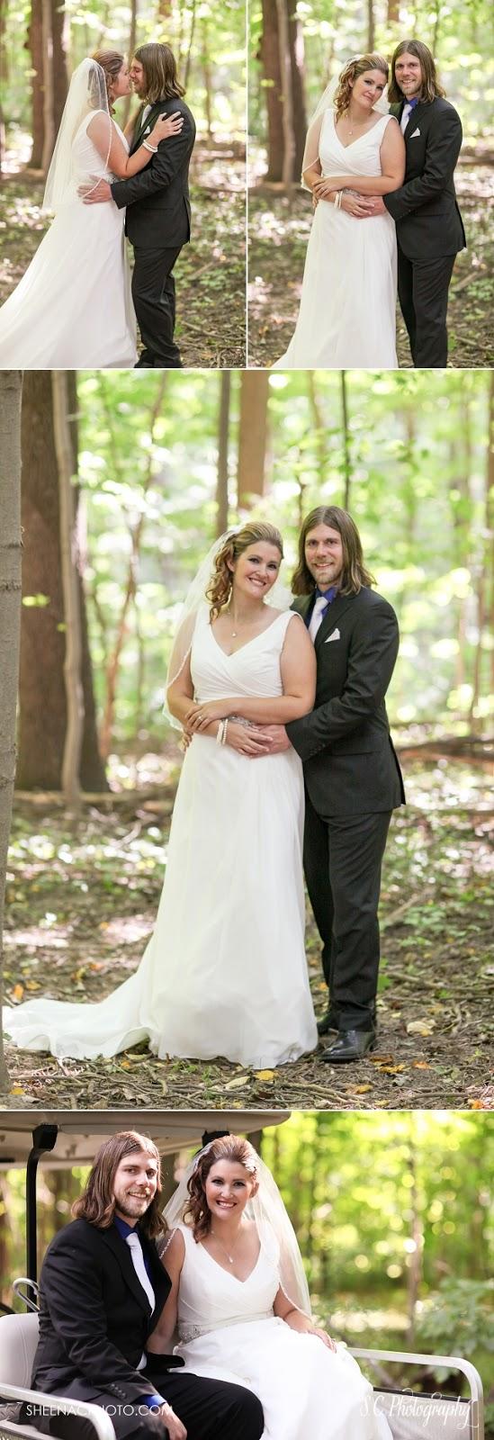 woodland wedding buchanan saint joseph michigan wedding photographer