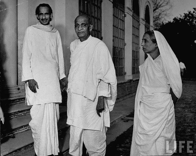 Vallabhbhai Patel With Sardar
