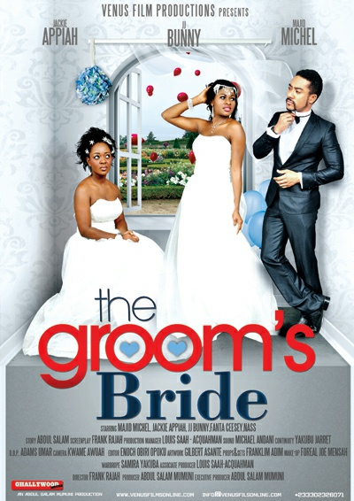 "Ghanaian Movie ""The Groom's Bride part 1,2 review"