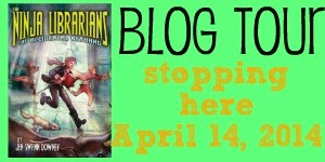 The Ninja Librarians Blog Tour