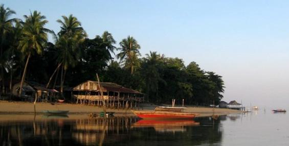 Tempat Wisata di Batam Pantai Nongsa Batam