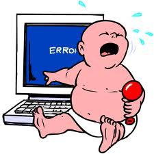 Error no It's Explanation