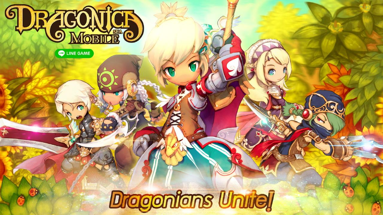 Dragonica Mobile Gameplay IOS / Android