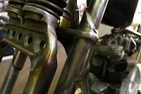 handmade springer forks