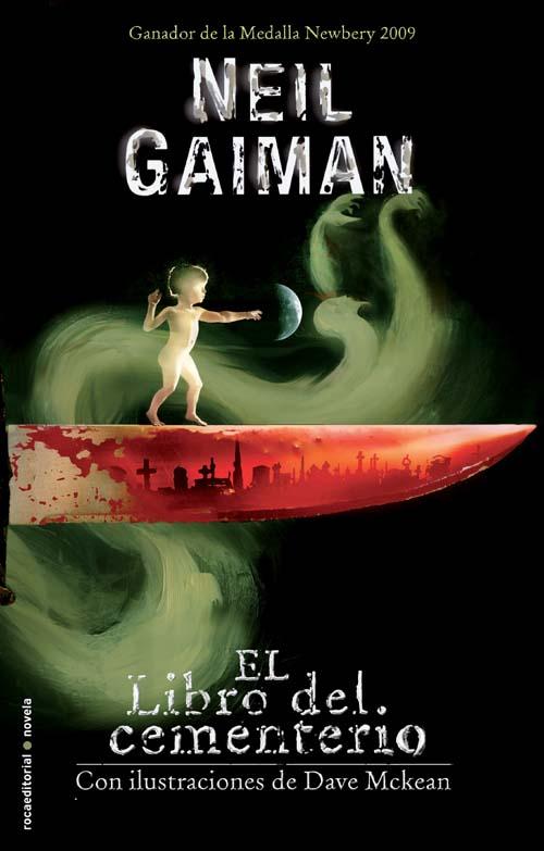 Madame Macabre: El libro del cementerio - Neil Gaiman.