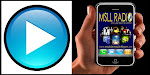 Use your mobile, clic & listen MSLL RADIO