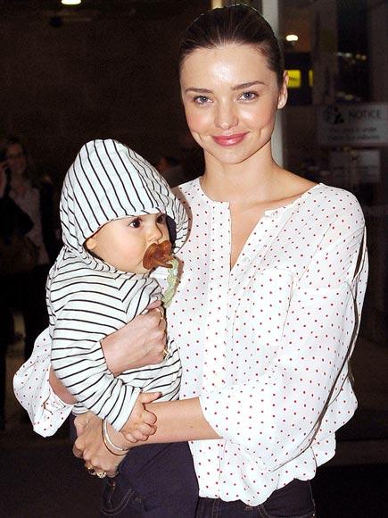 Orlando Bloom's baby Flynn