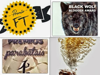 Premis Parabatais, FT, Dardos i Black  Wolf