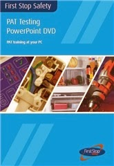 PAT Testing Training using a Distance Learning DVD