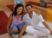 Me and Toni Moleti