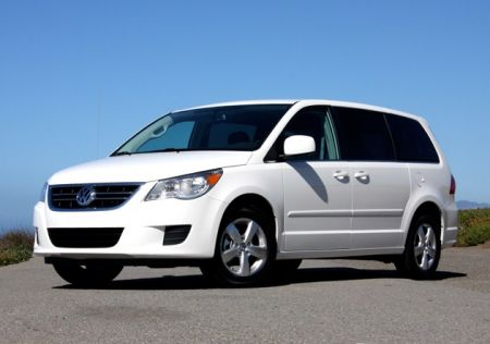 car site news car review car picture    volkswagen routan