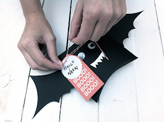 caja halloween selfpackaging