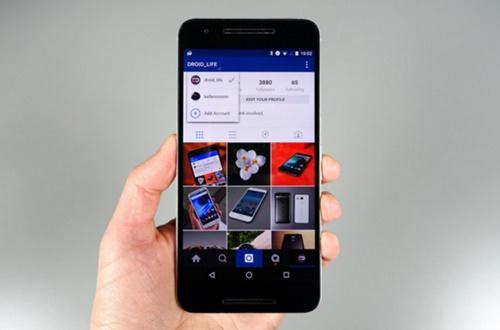 Fitur Baru Instagram untuk Menjalankan Dua Akun Sekaligus