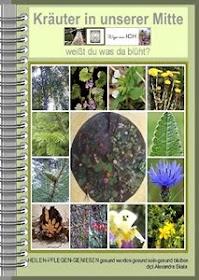 """Lehrbuch"""" Kräuter in unserer Mitte/für Informationen klicke einfach aufs Bild"""