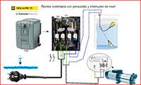 Descargar esquemas el ctricos gratis for Presostato bomba agua