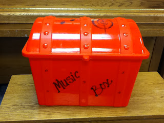 music box for music class