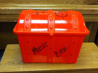 music box for music class