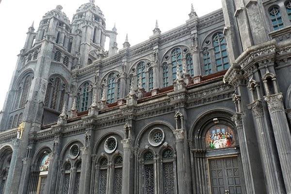 TOP10 nhà thờ đẹp nhất của tỉnh Nam Định