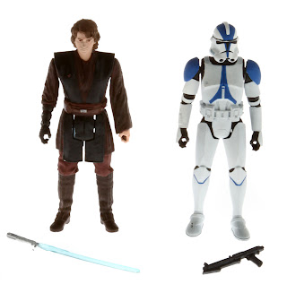"Hasbro Star Wars Saga Legends 3.75"" Mission Series Set"