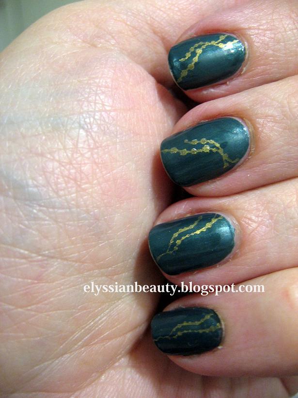This Blog Has Moved Le Chat Cm Nail Art 39 Hunter Green