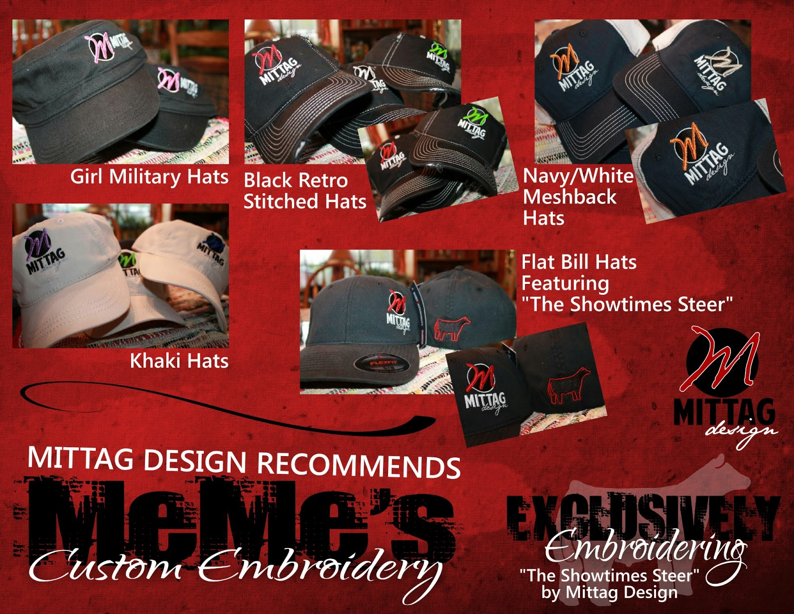 Mittag Blog Mittag Design Recommends Memes Custom Embroidery