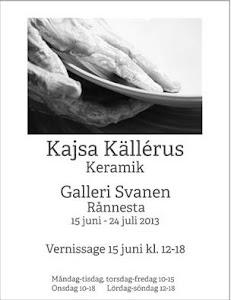 UTSTÄLLNING Galleri Svanen (avslutad)