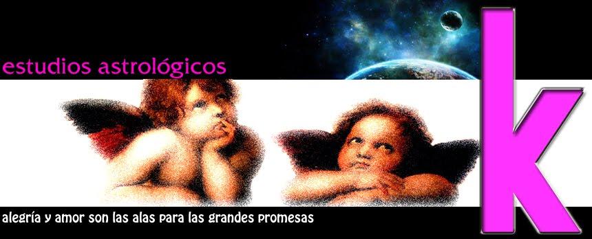 Estudios Astrológicos