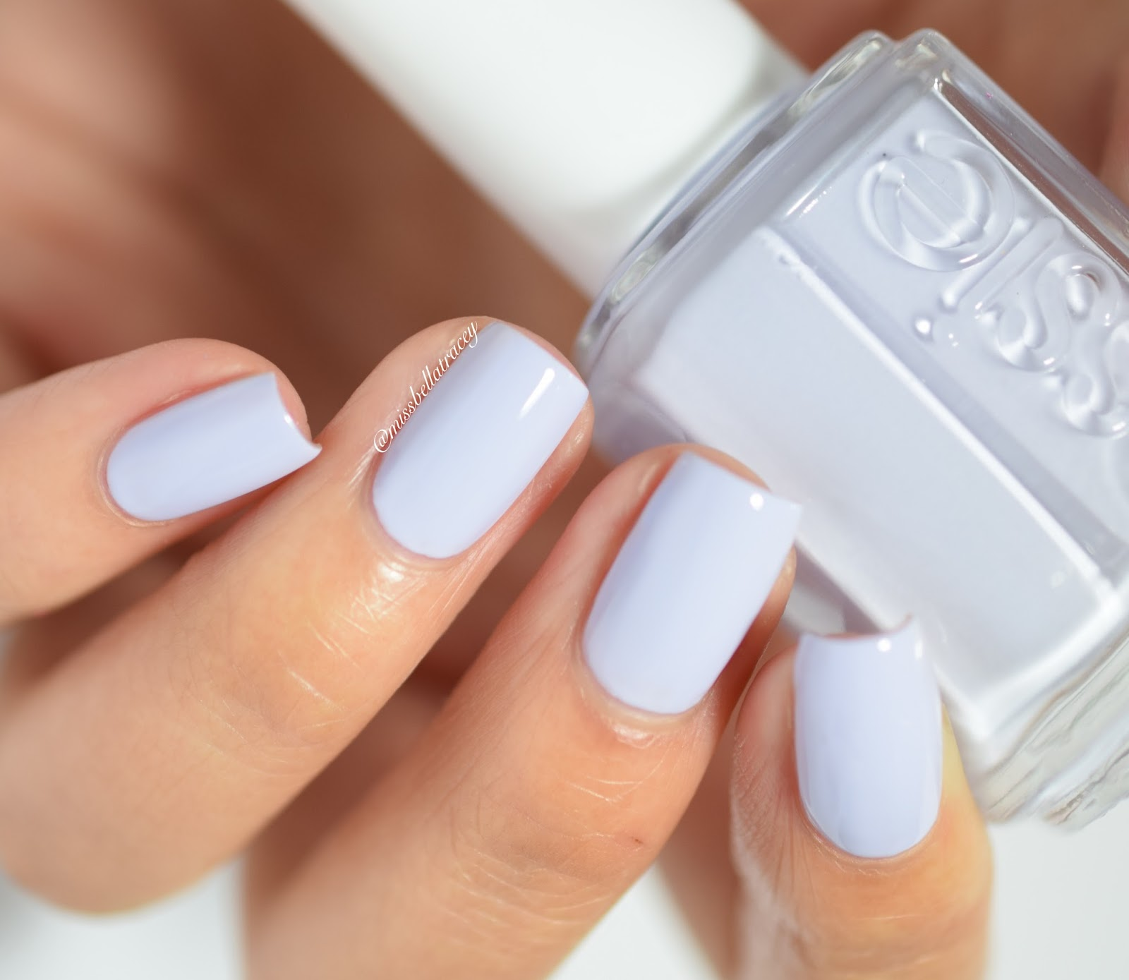 Winter Nail Polish Colors: Virgin Snow Winter 2015