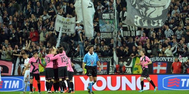 Video Juventus vs As Roma 4-0 Liga Italia 23 April 2012