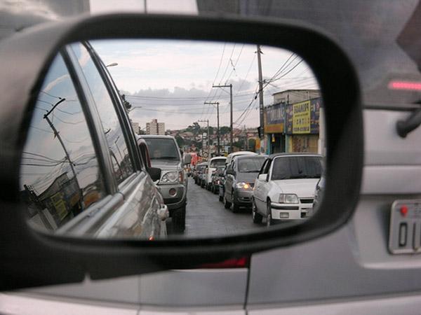 Trânsito em Campina Grande
