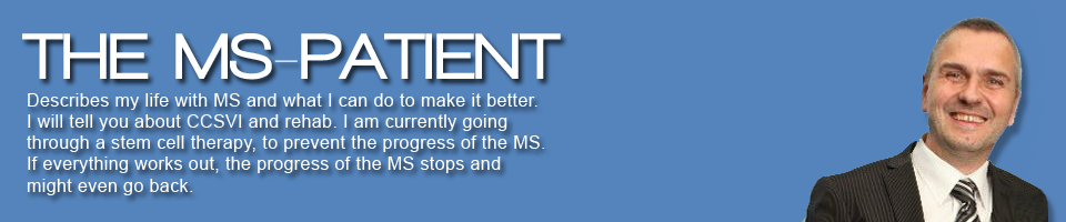 THE MS-PATIENT