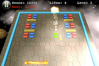 Block Smasher - Breakout Arcade Fun Brick Breaker 3D Game IPA 1.0
