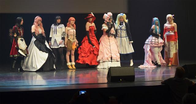 cosplaykilpailu kokeneet animecon 2013