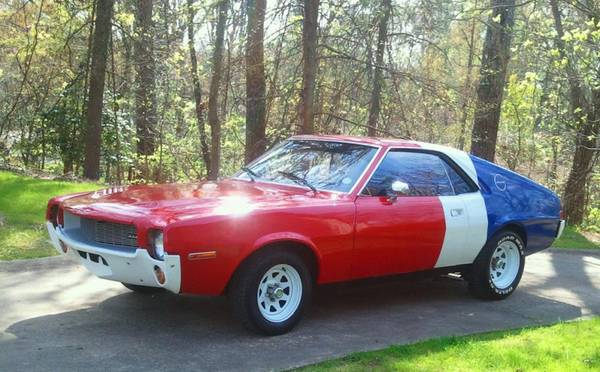 amc amx for sale buy american muscle car. Black Bedroom Furniture Sets. Home Design Ideas