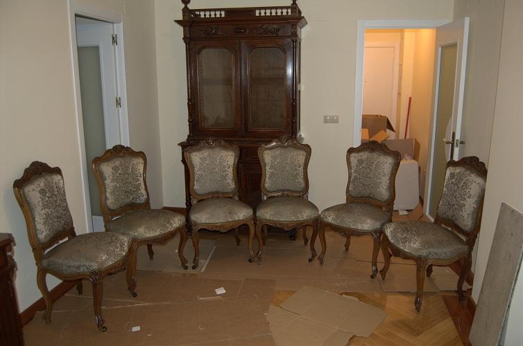 carpinteria artesanal dise o y reciclaje muebles On muebles victorianos