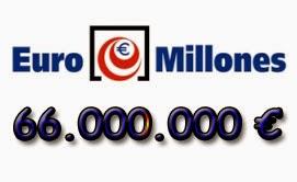 Euromillones del martes 27 de mayo de 2014