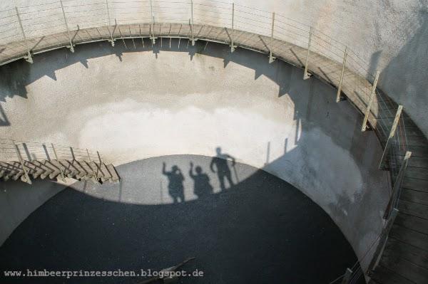 12 von 12 12 v 12 Skulpturenpark Köln Schattenspiele