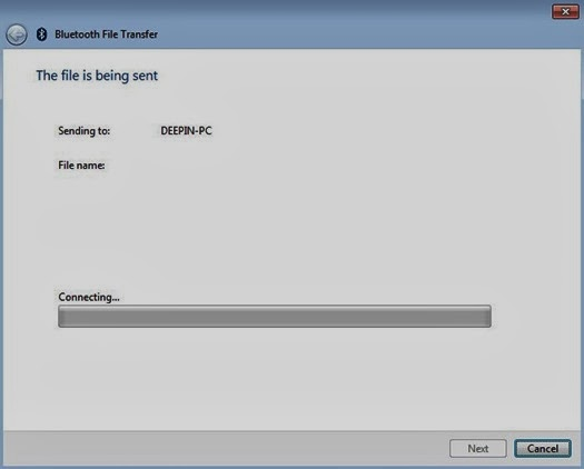 Bluetooth App Sender For PC Windows (7 8 10 xp) Free Download