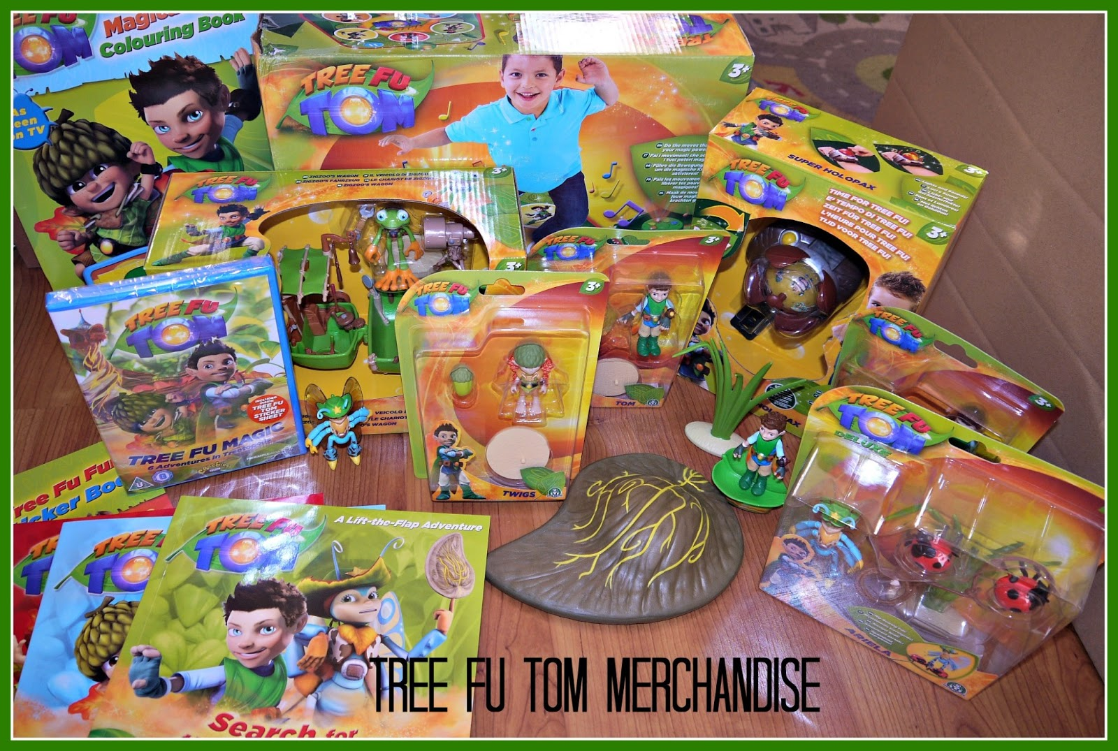 Inside The Wendy House Tree Fu Tom Toys