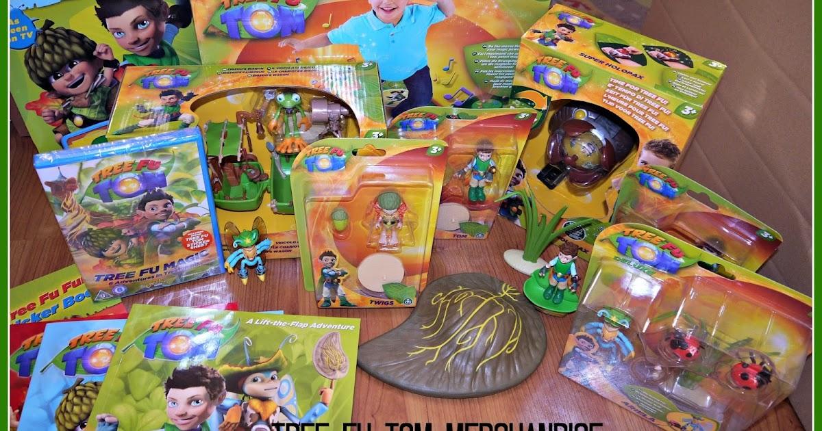 Inside The Wendy House Tree Fu Tom Toys